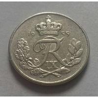 10 эре, Дания 1955 г.