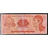 1 лемпира 2014 года - Гондурас - UNC