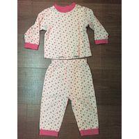 Пижама nutmeg 74-80