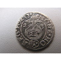 Полтора гроша (полторак) 1623 г. Сигизмунд - Iii, Великое Княжество Литовское