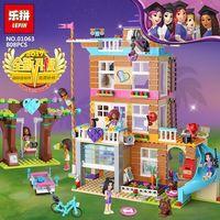 Конструктор Дом дружбы Lepin 01063, аналог Lego 41340