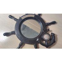 Зеркало с термометром Николаев