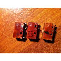 Микропереключатель МП5 (цена за 1шт)