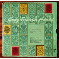 "Georg Friedrich Handel - Concerto Grosso Op. 6 Nr. 3 / Concerto Grosso Op. 6 Nr. 4 (Vinyl - 10"")"