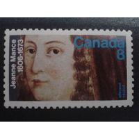 Канада 1973 персона