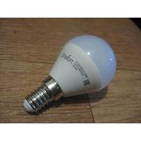Светодиодные лампочки с цоколем Е 14, 6 шт. одним лотом