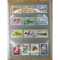 Лот иностранных марок и блоков на тему Фауна ! с 1 руб! ПРОДАЖА КОЛЛЕКЦИИ!