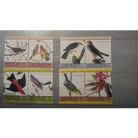 Птицы, фауна, марки Гренадины и Сент-Винсент 1985
