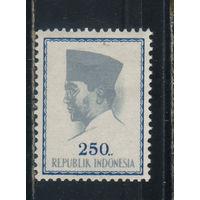 Индонезия Респ 1964 Сукарно Стандарт #433**