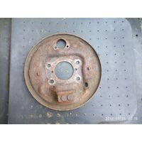 Лот 797. Задний правый опорный диск тормозного механизма ВАЗ 2108, 2109, 21099. Старт с 5 рублей!