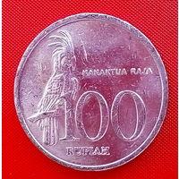 36-32 Индонезия, 100 рупий 1999 г.