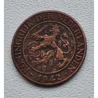 Кюрасао и Суринам 1 цент, 1942 1-15-25