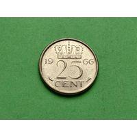 25 центов 1966 года