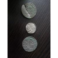 Монеты полугрош двудинарий ,цена за все