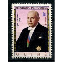 Португальские колонии - Гвинея - 1968г. - Президент Америку Томаш - полная серия, MNH [Mi 333] - 1 марка