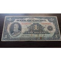 Канада 1 доллар 1935
