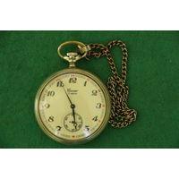 Часы карманные Молния - паровоз     Рабочие .