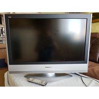 """Широкоформатный ЖК телевизор Panasonic, модель TX-32LX60PK, диагональ 32"""" (81 см), б/у"""