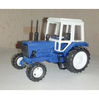 Трактор МТЗ-82 пластик, синий