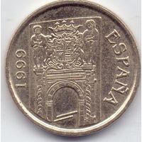 Испания, 5 песет 1999 года.  Мурсия.