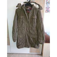 Парка пальто Pocopiano куртка как новая