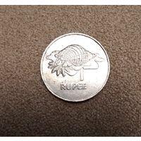 Сейшельские острова 1 рупия 1977
