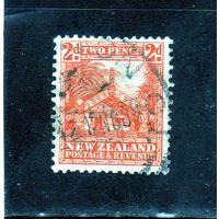 Новая Зеландия.Ми-192. Дом резной Маори Серия: Изобразительное искусство.1935.