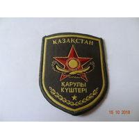 Шеврон ВС Казахстана