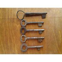 Ключи старинные