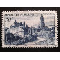 Франция 1951 крепость