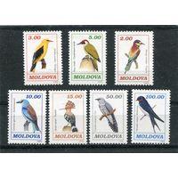 Молдавия. Птицы