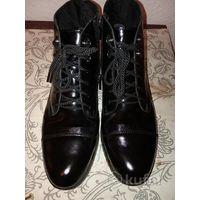 Ботинки Марко натуральная кожа новые