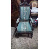 Кресло старая франция