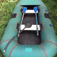 Надувная лодка Омега -2