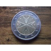 Мальта 2 евро 2008
