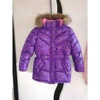 Куртка зимняя для девочки, возраст до 6 лет. Новая. (США)