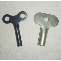 Ключ к настенным часам ключик часовой 3 мм и 5 мм