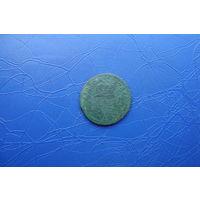 1 грош 1755                                      (5581)