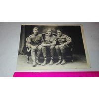 Старое военное фото 1961г