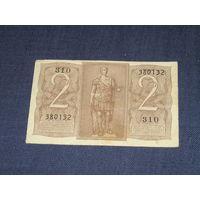 Италия , 2 Лиры 1939