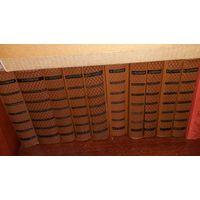 Пушкин Собрание сочинений в 10 томах 1959-1962