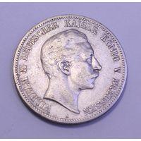 Германия, 5 марок 1900 год.