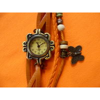 Часы - браслет , женские, кварцевые
