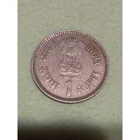 Индия 1 рупия 1989 Джавахарлал Неру