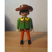 Фигурка из набора Playmobil. Ковбой