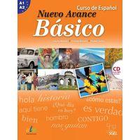 Nuevo Avance: Basico A1 + A2: Curso de Espanol - испанский язык
