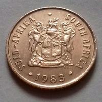 1 цент, ЮАР 1983 г.