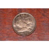 Кирибати 1 цент 1992