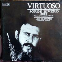 Virtuoso- Jorge Rivero-oboe (vivaldi/Marcello/Gluck)