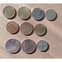10 монет со всего мира 1